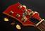 La-Chaine-Butler-V3-Guitar-Tuning-Amelioration-appareil-Or-Chrome miniature 2