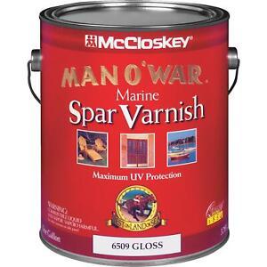 McCloskey Man O'War VOC Spar Interior & Exterior Varnish ...