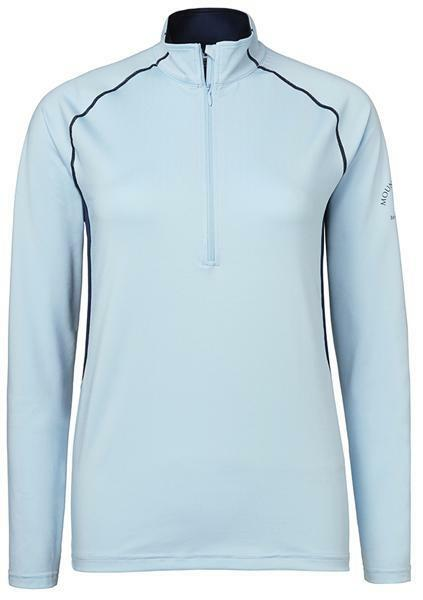 SALE SPRING SUMMER Mountain Horse Move Tech Top - Light Aqua Small