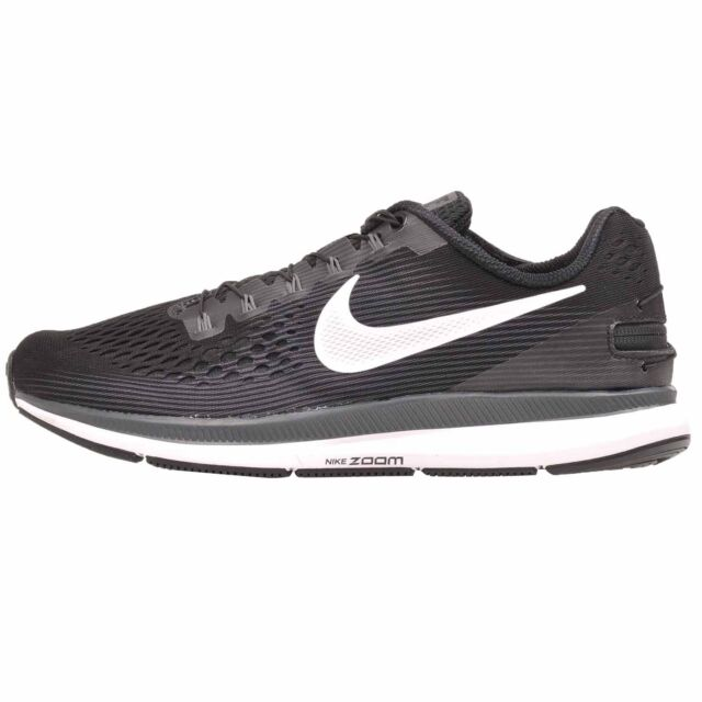 d41e1f5271508 Nike Zoom Pegasus 34 Flyease Running Mens Shoes Black White Grey 904678-001