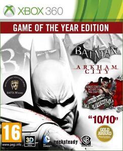 Batman-Arkham-City-GOTY-edition-Xbox-360-original-game-brand-new