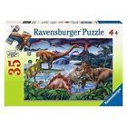 Ravensburger BRAND 35pc Puzzle - Dinosaur Playground in Shrink