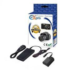 Ex-Pro® DMC-AC8 AC Mains Supply & DMW-DCC12 coupler kit Panasonic Lumix DMC-GH3