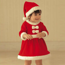 item 2 toddler kids baby girls christmas clothes costume party dresses shawl hat outfit toddler kids baby girls christmas clothes costume party dresses - Christmas Clothes For Kids