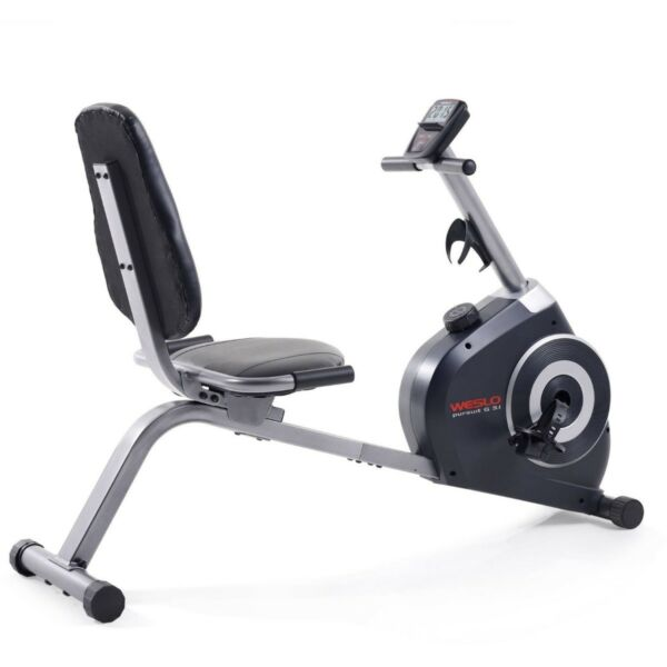 Exercise Bike Next Day Delivery: Weslo Pursuit G 3.1 Recumbent Exercise Bike - WLEX61115