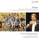 Saxony von Clamor,Sächsische Bläserphilharmonie (2015)