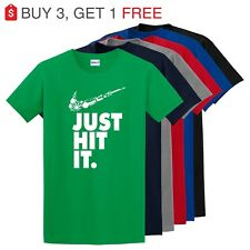 cf6db252acd3 item 4 Nike Just Hit Funny Marijuana Weed Pot 420 Black T Shirt Just do it Festival  Tee -Nike Just Hit Funny Marijuana Weed Pot 420 Black T Shirt Just do it ...