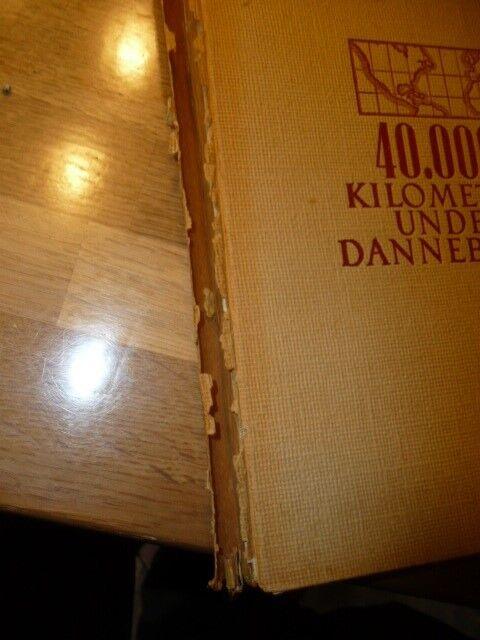 40,000 kilometer under Dannebrog, Erik Flensted Jensen,