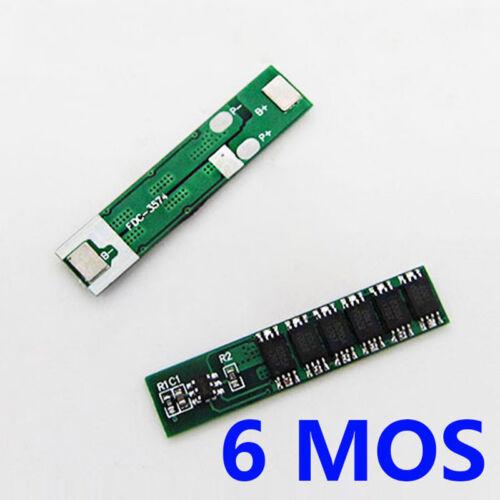1S 13A 3.7V 4.2V BMS PCB Protection Board for 18650 Lithium Li-ion Battery Packs