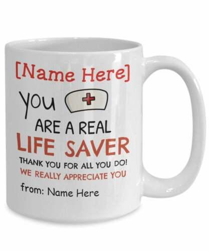Nurse Colleague Mug Nurse Gift Personalized Nurse Mug Gift For Nurse