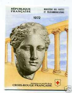 FRANCE-1972-carnet-Croix-Rouge-2021-neuf