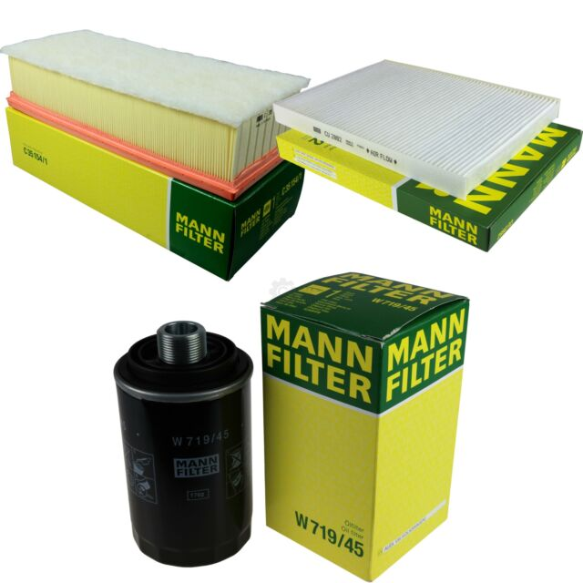 Original MANN-Filter Inspektionspaket Set SCT Motor Flush Motorspülung 11579869