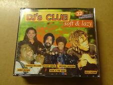 2 CD BOX / DJ'S CLUB: SOFT & LAZY (BARRY WHITE, JAMES BROWN, KOOL & THE GANG)