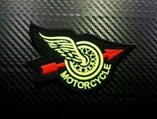 MOTO GUZZI RACING SPORTS Motorcycle BIKER Embroidered Patch Iron Sew Logo Emblem