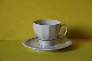 Thomas Porzellan Festival Monte Carlo Kaffeetasse mit Untertasse Tasse Untere