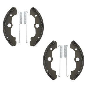 FRONT BRAKE SHOES Fits Honda TRX300 FOURTRAX 300 2WD 1988 1989 1990 1991 92 93