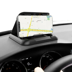 Car Dashboard Clip Mount Holder Stand For iPhone 12 Pro Max/7/8 Plus/Cell Phone