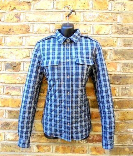 ac429dd23a maniche lunghe Brit a a Camicia lunghe blu Burberry uomo con maniche ...