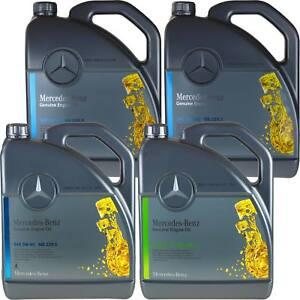 Mercedes-Benz-Motoroel-Motorenoel-10W40-5W40-5W30-229-51-229-5-229-3-229-1-5L-25L