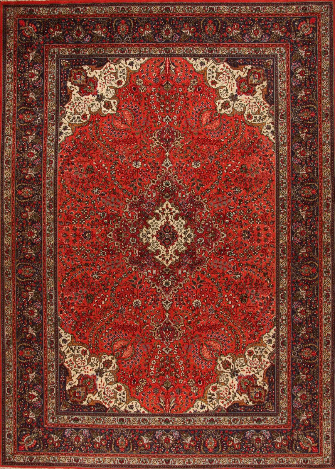 Alfombras orientales Auténticas hechas a mano persas nr.4535 (346 X 246) cm