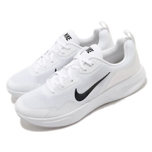 Nike-Wearallday-White-Black-Men-Running-Casual-Shoes-Sneakers-Trainer-CJ1682-101