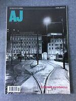 Architects Journal 8Apr92 Transit System Manchester Tram Yorkshire Sculpture Pk