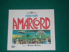 Nino Rota – Amarcord  colonna sonora edizione digipack