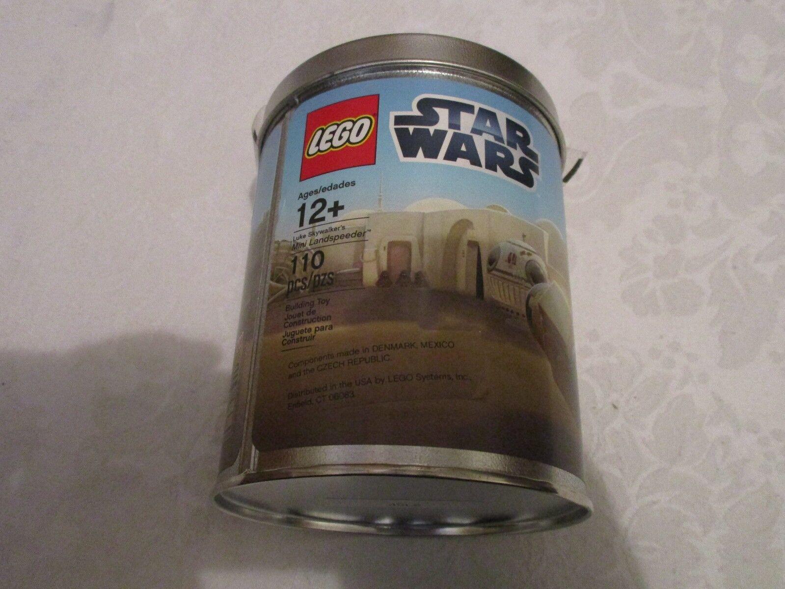 Lego Star Wars NYCC 2012 exclusivo Luke Skywalker's Mini Landspeeder