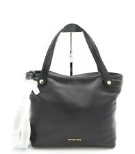 f7a2aac5aff4 Michael Kors Hyland Convertible Tote Shoulder Bag Purse Black 30t6gh5t2l
