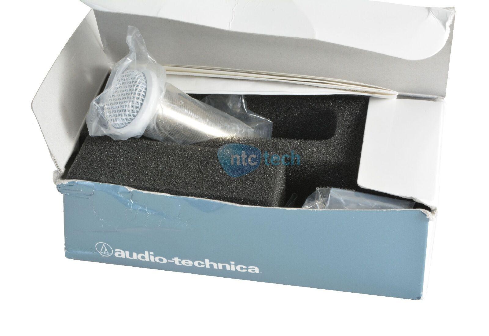 Audio Technica De Condensador Omnidireccional amurallado amurallado amurallado de micrófono blancoo Es945w  entrega de rayos