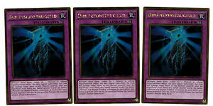 3-x-dimensionstrugbild-mvp1-deg25-1st-Edition-Gold-Rare-MINT