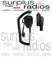 Speaker Microphone Icom Hm222 Ip68 Waterproof 3.5mm F4400dt F3400d F4400d
