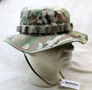 90e4789c4f38d NEW GENUINE USGI US MILITARY ISSUE OCP SCORPION BOONIE HAT RIPSTOP ...