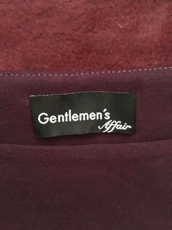 Anden kjole, Gentleman's Affair, str. XS