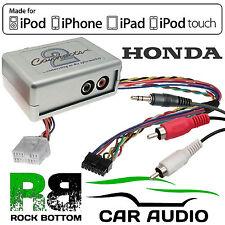 CTVHOX001 Honda Civic 2001 - 2013 Car Aux In MP3 iPhone iPod Interface Adaptor