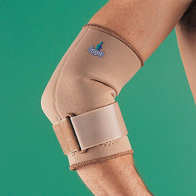 OPPO 1080 Neoprene Tennis Golfer Elbow Brace Support Sports Epi Strap Wrap