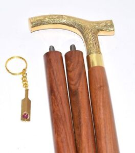 Helloween-Walking-Stick-Vintage-Style-Handle-Designer-Wooden-Cane