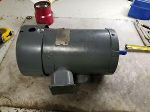 1 hp electric motor 1725 rpm New U.S.motor 56 frame 110//220 volts