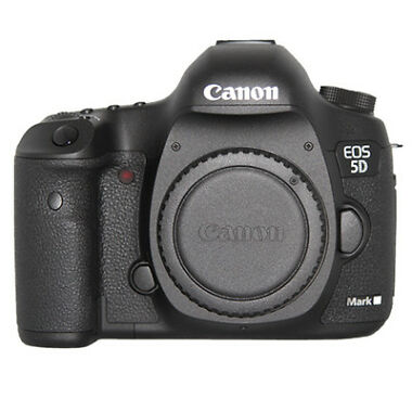 Canon EOS 5D Mark III 22MP FHD DSLR Camera Body