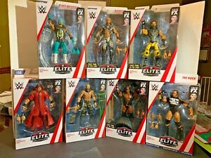 Ryback WWE WCW TNA NXT Wrestling Action Figure