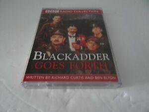 Blackadder-Goes-Forth-audiobooks-2-cassettes-R-Atkinson-BBC-Radio-Collection