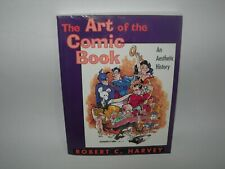 The Art of the Comic Book : An Aesthetic History by Robert C. Harvey (1996, Trade Paperback)