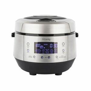 H-KOENIG-MLCOOK10-Smart-039-Cook-Multifunktionskocher-Kochmaschine-19-Kochprogramme