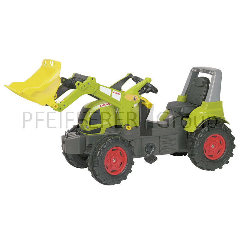 Rolly Toys rollyFarmtrac Claas Arion 640 mit Frontlader