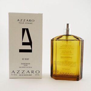Azzaro-By-Loris-Azzaro-Homme-Men-3-4-oz-100-ml-Eau-De-Toilette-TST-Bottle-No-Cap