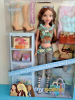 My Scene Shopping Spree Chelsea Barbie Doll Extra Outfit Jewelry Rare