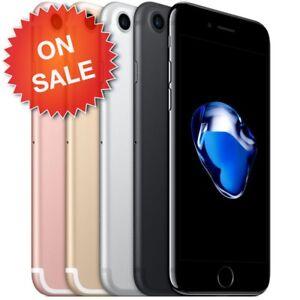 Apple-iPhone7-7-Factory-Unlocked-AT-amp-T-Verizon-T-Mobile-Sprint-Gsm-32-128-256