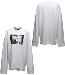 b08484a173f7 Puma Fenty X Rihanna Long Sleeve Graphic Crew T-Shirt Sweatshirt ...