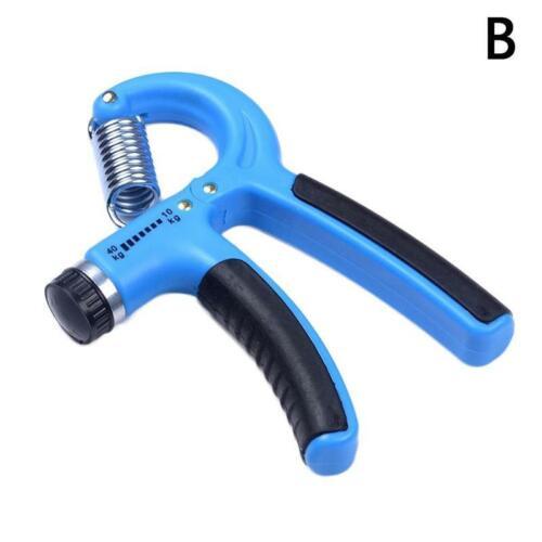 Adjustable Hand Grip Power Exerciser Forearm Wrist Strengthen Gripper.