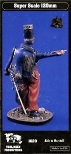 Verlinden-Productions-120mm-1-16-Aide-to-Marshall-Resin-Figure-1623